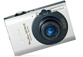 Canon Powershot SD770