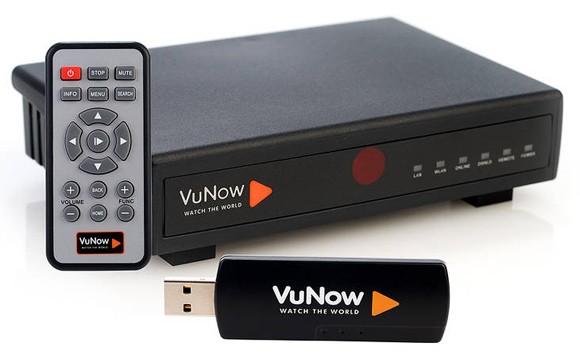 Verismo VuNow Pod Internet Media Streamer