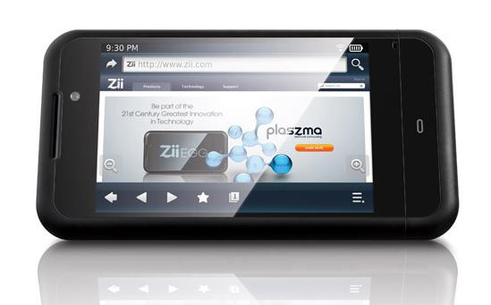 Zii EGG handheld stemcell computer from Creative