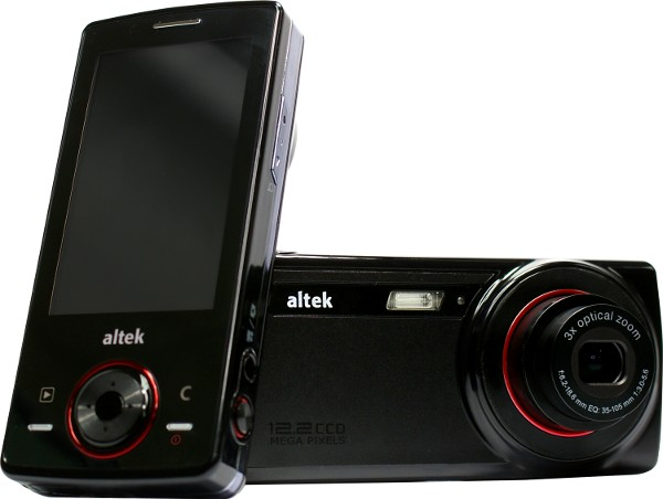 Altek T8680 12 Megapixel Camera Phone