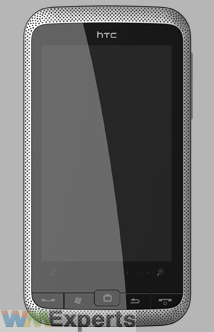 HTC Whitestone, also known as Verizon Diamond 2