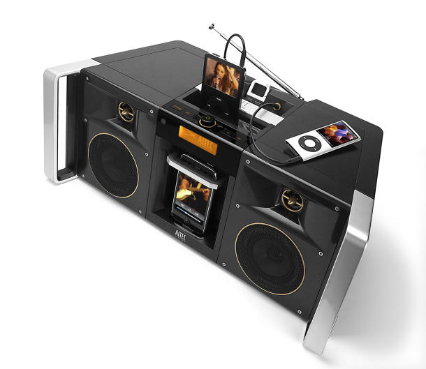 Altec Lansing iPod iPhone Dock