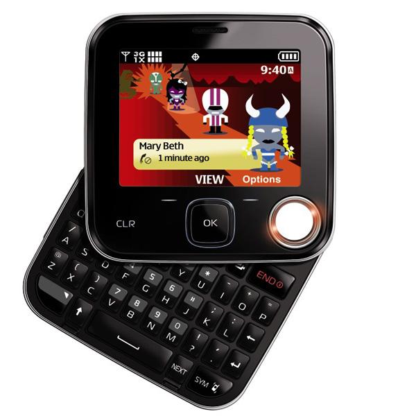 Nokia Twist on Verizon Wireless