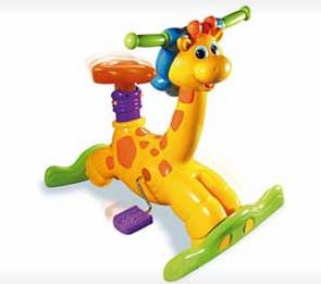 VTech Jungle Play Ride & Learn Giraffe