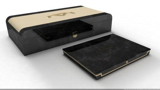 Luvaglio Million Dollar Notebook