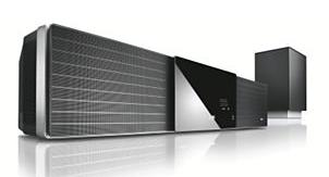 Philips HTS8100/37 SoundBar Home Theater System