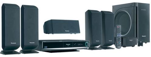Panasonic SC-BT 100 Home Entertainment System