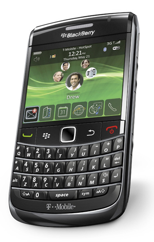 BlackBerry Onyx, also known as BlackBerry 9700