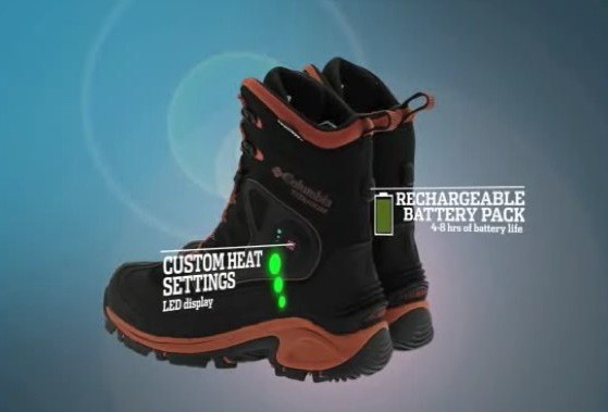 Columbia Bugathermo hiking boots