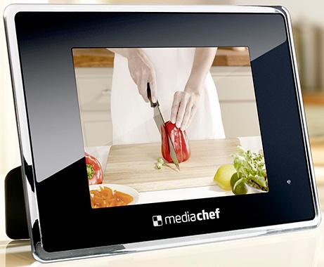 Belling Media Chef Digital Cookbook