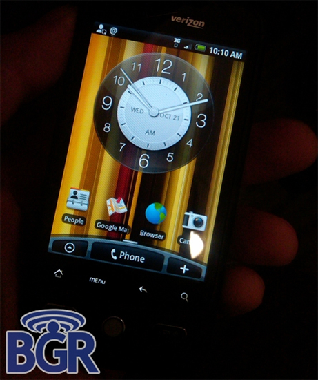 HTC Desire Android Phone
