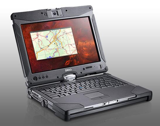 Dell Latitude XT2 XFR Rugged Tablet PC