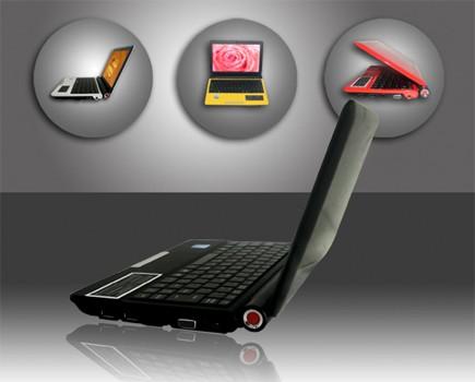 Swordfish Net 102 Dual Netbook Computer
