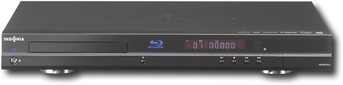 Best Buy Insignia Blu-ray Disc Player