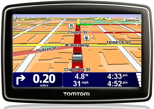 TomTom XL 335S Portable Navigation Device