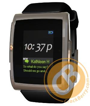 Blackberry Smart Watch