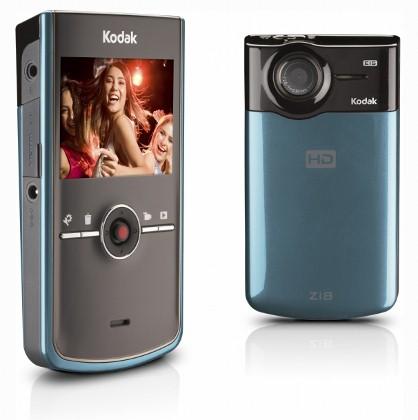 Kodak Zi8 Pocket Digital Video Camera