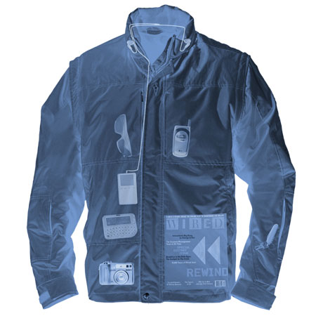 Evolution Travel Jacket