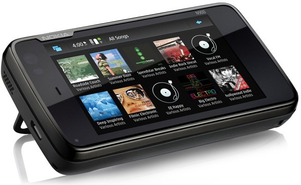 Nokia N900 Maemo phone