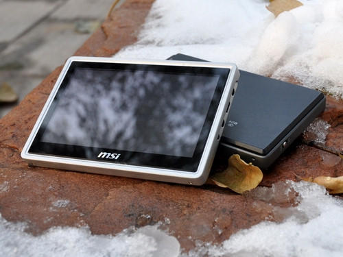 MSI MT-V887 Portable Media Player