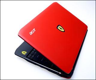 Acere Ferrari One Netbook