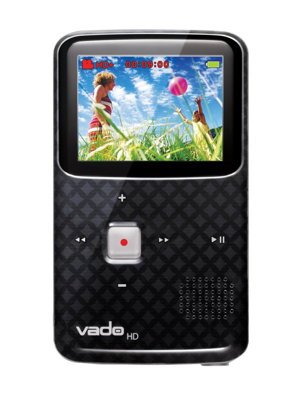 Creative Set to Release Next Version of Vado HD