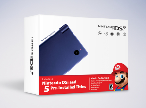 Nintendo Black Friday: DSi with $20 in DSiware