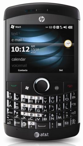 HP iPaq Glisten Now available at AT&T