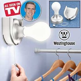 Westinghouse Stick Up Bulb