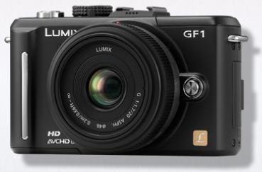 Panasonic Lumix GF1 Camera