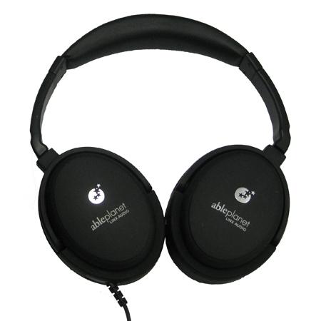 Able Planet NC300B Headphones