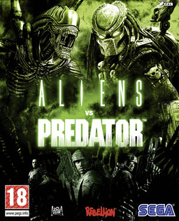 Aliens vs Predator video game