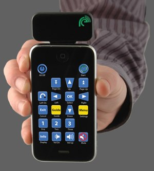 Re Remote Control Accessory for iPhone