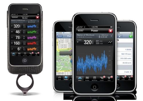 Pedal Brain iPhone Kit