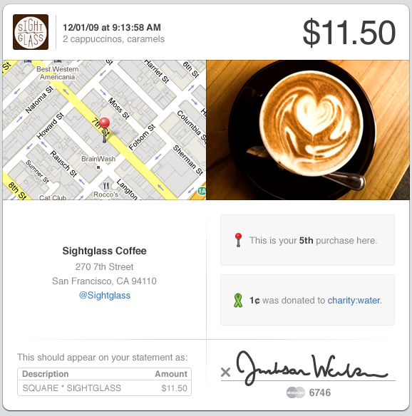 Twitter Founder Unveils Square Project