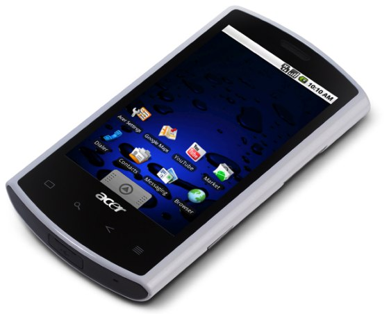 Acer Liquid A1 Android Phone