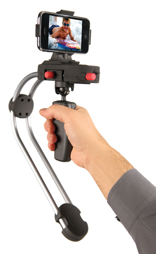 Tiffen Smoothee Steadicam for iPhone 3GS