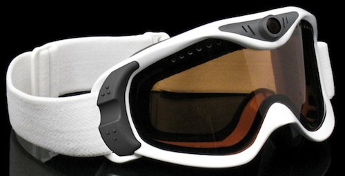 Snow Goggles with Camera