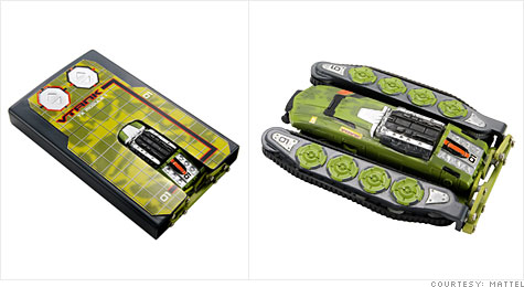 Hot Wheels Stealth Rides from Mattel