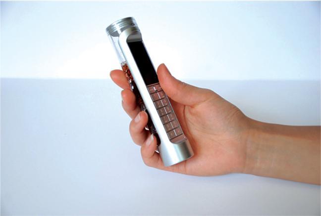 Nokia Green Phone by Daizi Zheng