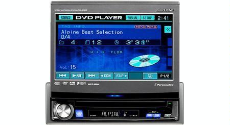 Alpine IVA D310