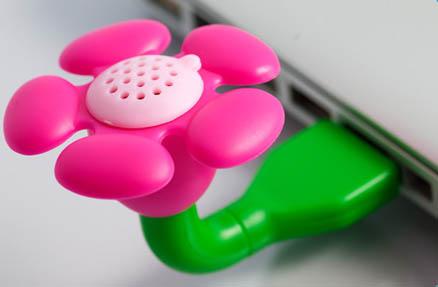 USB Flower