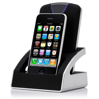 Buffalo Dualie iPhone Dock
