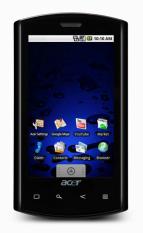 Acer Liquid A1 Black