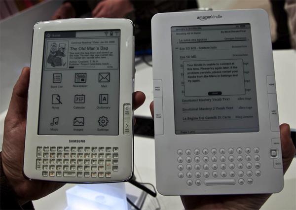Samsung E61 ebook reader