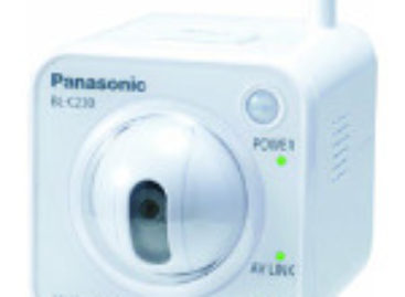 Panasonic BL-C230 Wireless Network Camera