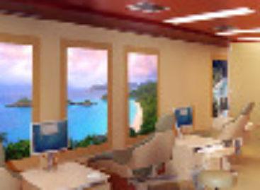 Sky Factory Virtual Windows