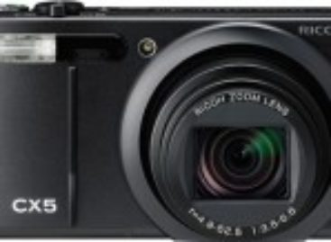 Ricoh CX5 Digital Camera