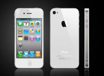 White iPhone 4 Finally Arrives