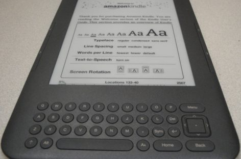 Kindle with Ads to be Released Ahead of Schedule